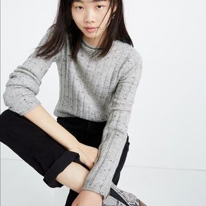 MADEWELL DONEGAL EVERCREST SWEATER ♥️IN STORES♥️
